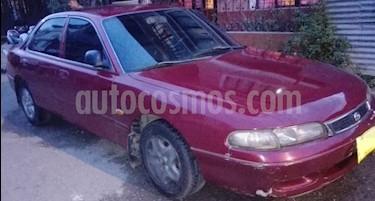 foto Mazda 626 matsuri usado (1993) color Rojo precio $5.000.000