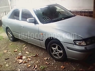 Mazda 626 GLX Sinc. usado (2000) color Plata precio u$s1.500