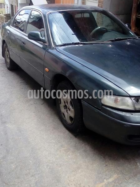 Mazda 626 GLX Auto. usado (1994) color Verde precio BoF800