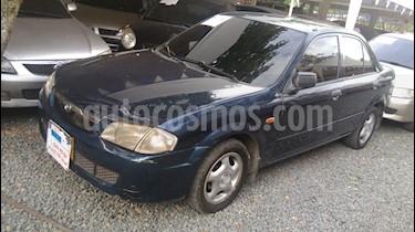 Mazda Allegro 13 Sinc usado (2000) color Azul precio $12.500.000