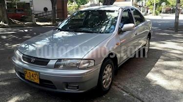 Foto venta Carro usado Mazda Allegro 13 Sinc (1998) color Gris precio $9.500.000
