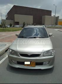 Mazda Allegro 13 Sinc usado (2000) color Bronce precio $9.900.000