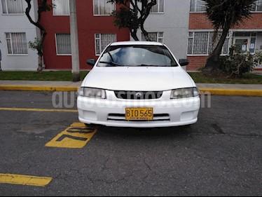 Mazda Allegro 13 Sinc usado (1997) color Blanco precio $9.000.000