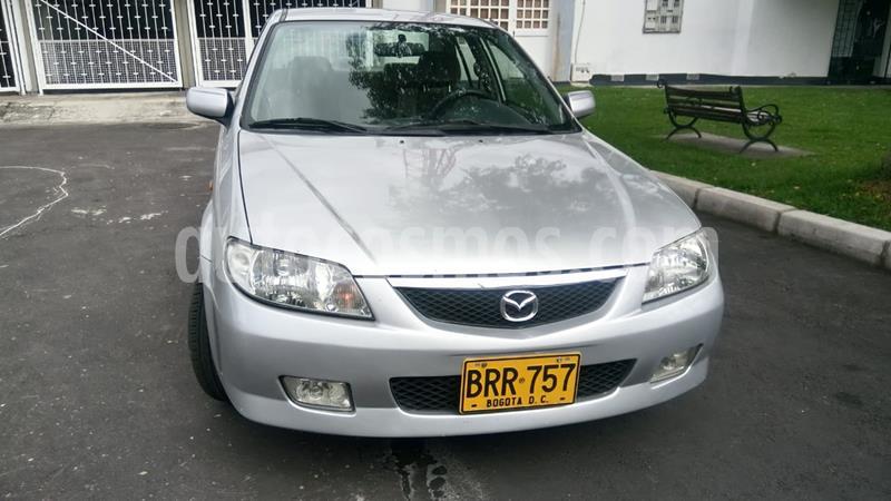 Mazda Allegro 1.6 Sinc. usado (2005) color Plata precio $12.500.000