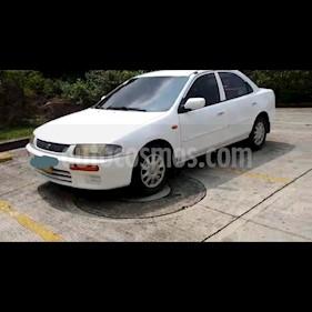 Mazda Allegro 13 Sinc usado (1997) color Blanco precio $10.500.000