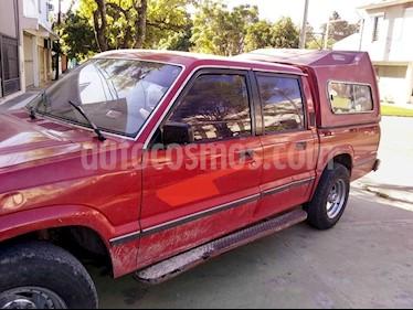 Mazda B-Series B-2500 4x2 DX Doble Cabina Full usado (1999) color Rojo precio $240.000