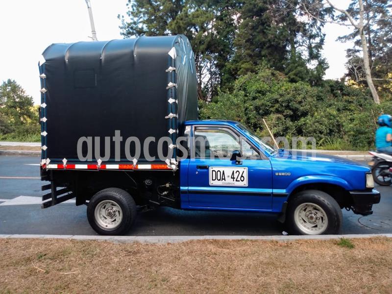 Mazda B2200 4x2 CS usado (1994) color Azul precio $18.900.000
