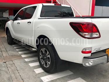 Foto venta Carro usado Mazda BT-50 3.2L Profesional 4x4 Aut   (2017) color Blanco precio $95.000.000