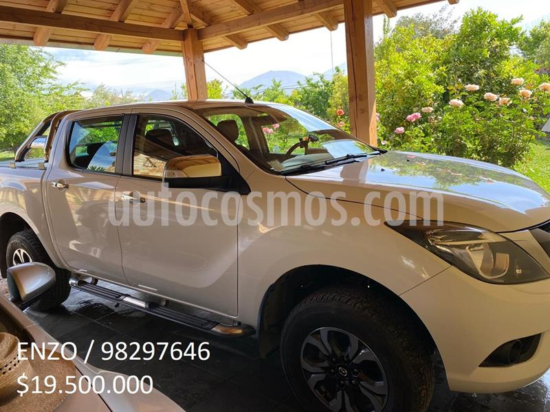 Mazda BT-50 2.2L SDX High 4x4  usado (2018) color Blanco precio $19.500.000