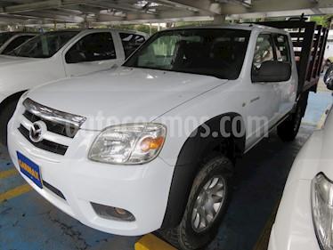 Mazda BT-50 Doble Cabina 2.5L 4x4 Di usado (2012) color Blanco precio $48.900.000