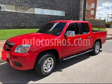 Mazda BT-50 2.6L 4x4 Chasis usado (2010) color Rojo precio $18.000.000