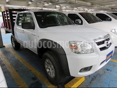 Foto Mazda BT-50 Doble Cabina 2.5L 4x4 Di usado (2012) color Blanco precio $51.900.000