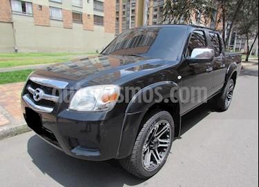 Mazda BT-50 Doble Cabina 2.5L 4x4 Di usado (2010) color Negro precio $25.000.000
