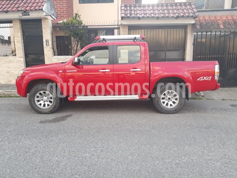 Mazda BT-50 3.2L Diesel 4x4 Full Aut  usado (2009) color Rojo precio u$s14.500