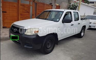 Mazda BT-50 2.5L Td DC 4x2  usado (2012) color Blanco precio u$s14.900