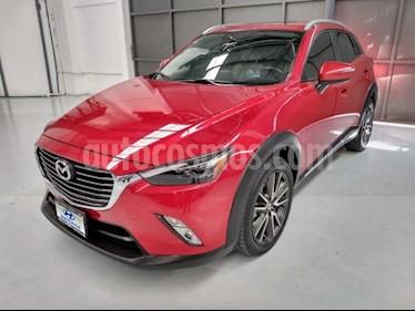 Foto Mazda CX-3 5p i Grand Touring L4/2.0 Aut usado (2017) color Rojo precio $300,000