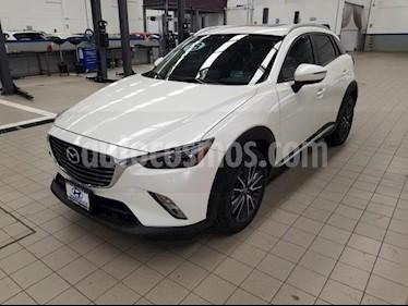 Foto venta Auto usado Mazda CX-3 5p i Grand Touring L4/2.0 Aut (2018) color Blanco precio $330,000