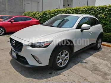 Foto venta Auto usado Mazda CX-3 5p i Sport L4/2.0 Aut (2017) color Blanco precio $265,000