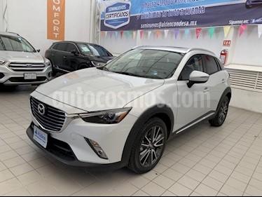Foto venta Auto Seminuevo Mazda CX-3 Grand Touring (2017) color Plata precio $315,000
