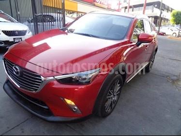 Foto venta Auto usado Mazda CX-3 Grand Touring (2017) color Rojo precio $315,000