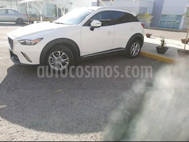 Mazda CX-3 i 2WD usado (2017) color Blanco precio $270,000