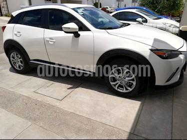 Mazda CX-3 i 2WD usado (2017) color Blanco Cristal precio $260,000