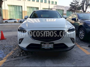 foto Mazda CX-3 i Grand Touring usado (2017) color Blanco Cristal precio $290,000