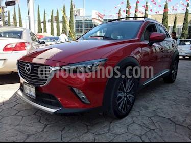 Foto venta Auto usado Mazda CX-3 i Grand Touring (2017) color Rojo precio $298,000