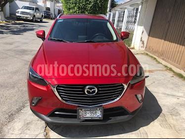 Foto venta Auto usado Mazda CX-3 i Grand Touring (2018) color Rojo precio $296,000
