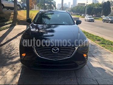 Foto venta Auto usado Mazda CX-3 i Grand Touring (2018) color Azul precio $335,000