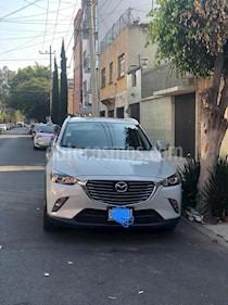 Mazda CX-3 i Grand Touring usado (2016) color Gris Meteoro precio $255,000