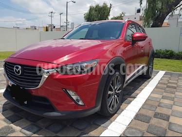 Mazda CX-3 i Grand Touring usado (2016) color Rojo precio $260,000