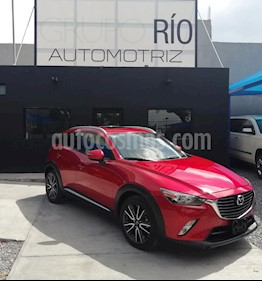 foto Mazda CX-3 i Grand Touring usado (2016) color Rojo precio $269,000
