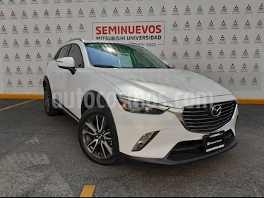 Foto Mazda CX-3 i Grand Touring usado (2017) color Blanco Cristal precio $275,000