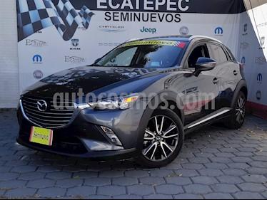 Foto venta Auto Seminuevo Mazda CX-3 i Grand Touring (2016) color Gris Meteoro precio $289,000