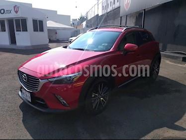 Foto venta Auto usado Mazda CX-3 i Grand Touring (2018) color Rojo precio $337,000