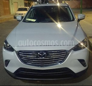 Mazda CX-3 i Grand Touring usado (2018) color Blanco Cristal precio $260,000