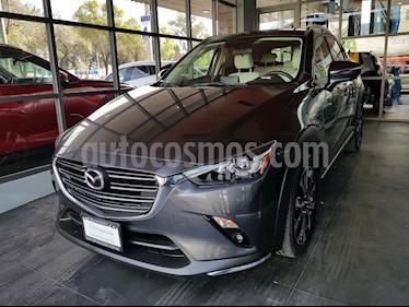 Foto venta Auto Seminuevo Mazda CX-3 i Grand Touring (2019) color Gris Meteoro precio $365,000