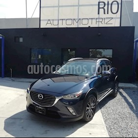 Mazda CX-3 i Grand Touring usado (2016) color Azul precio $265,000