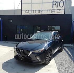 Foto venta Auto usado Mazda CX-3 i Grand Touring (2016) color Azul precio $265,000