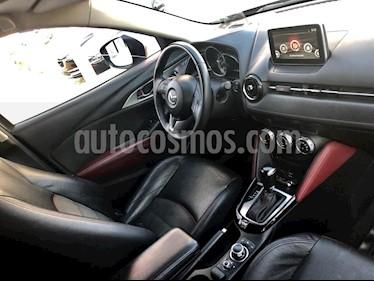 Foto venta Auto usado Mazda CX-3 i Grand Touring (2016) color Gris Titanio precio $255,000