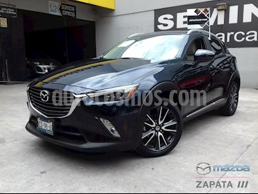 foto Mazda CX-3 i Grand Touring usado (2018) color Azul Marino precio $315,000