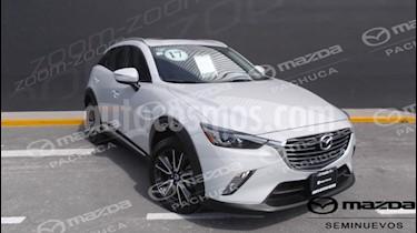 Foto venta Auto Seminuevo Mazda CX-3 i Grand Touring (2017) color Plata precio $299,000