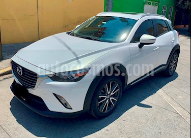 foto Mazda CX-3 i Grand Touring usado (2016) color Blanco precio $260,000