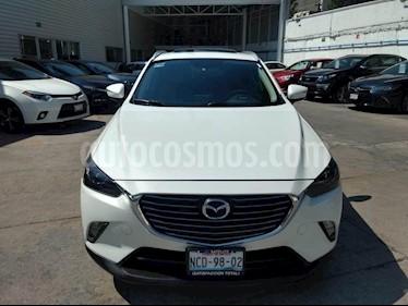 Foto venta Auto usado Mazda CX-3 i Grand Touring (2018) color Blanco precio $325,000