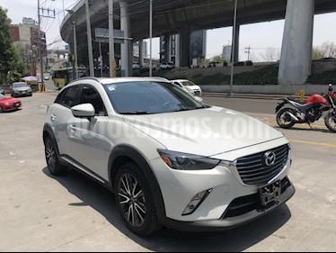 Foto venta Auto usado Mazda CX-3 i Grand Touring (2017) color Plata precio $290,000