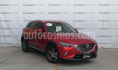Foto venta Auto usado Mazda CX-3 i Grand Touring (2017) color Rojo precio $310,000