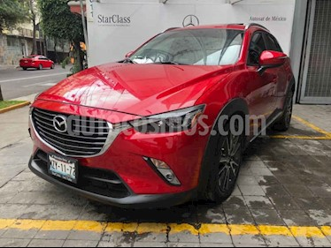 Foto Mazda CX-3 i Grand Touring usado (2017) color Vino Tinto precio $295,000