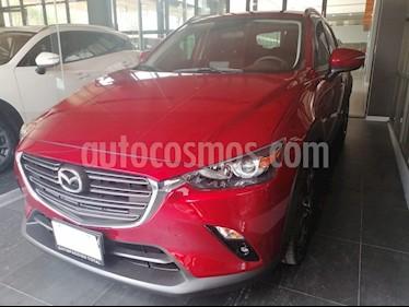 Foto venta Auto usado Mazda CX-3 i Sport 2WD (2019) color Rojo precio $335,000