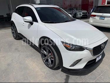 Foto venta Auto usado Mazda CX-3 i Sport 2WD (2017) color Blanco precio $290,000